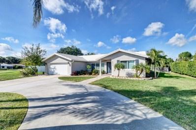 6077 Woodbury Road, Boca Raton, FL 33433 - MLS#: RX-10477232