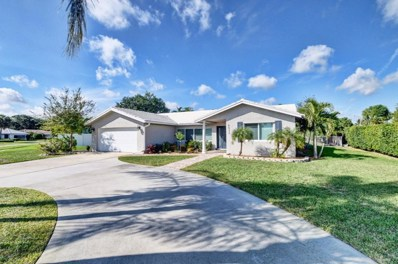 6077 Woodbury Road, Boca Raton, FL 33433 - MLS#: RX-10477232