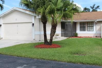 13 Fenwick Place, Boynton Beach, FL 33426 - MLS#: RX-10477340