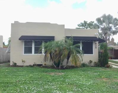 825 Mcintosh Street, West Palm Beach, FL 33405 - MLS#: RX-10477370
