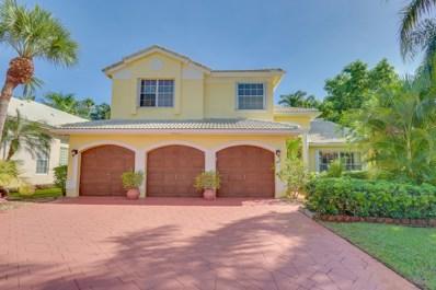 19522 Black Olive Lane, Boca Raton, FL 33498 - MLS#: RX-10477381