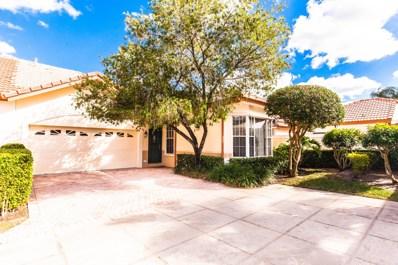 57 Monterey Pointe Drive, Palm Beach Gardens, FL 33418 - #: RX-10477394