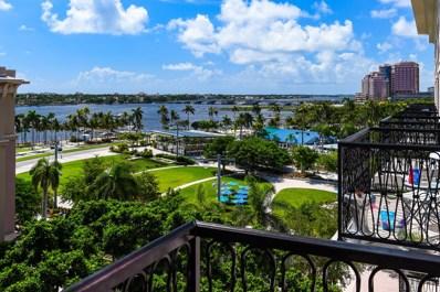 101 N Clematis Street UNIT 503, West Palm Beach, FL 33401 - MLS#: RX-10477515