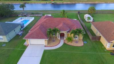 144 SW Dalton Circle, Port Saint Lucie, FL 34953 - MLS#: RX-10477535