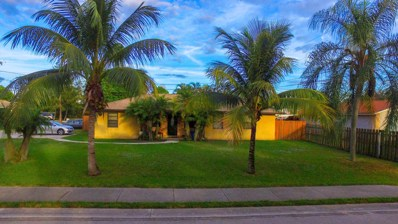 9110 Fountain Road, Lake Worth, FL 33467 - MLS#: RX-10477566
