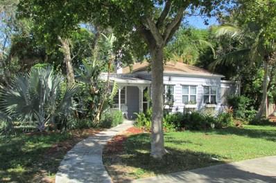 1618 Crestwood Boulevard, Lake Worth, FL 33460 - MLS#: RX-10477634