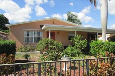 1621 N L Street, Lake Worth, FL 33460 - MLS#: RX-10477637