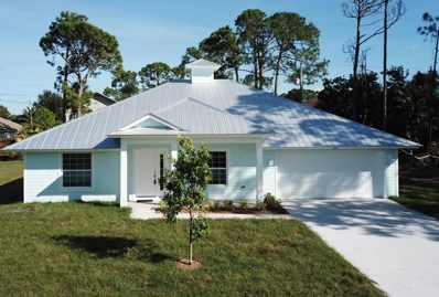 2861 SW Giralda Street, Port Saint Lucie, FL 34953 - #: RX-10477642