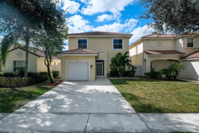 6915 Desert Inn Terrace, Lake Worth, FL 33463 - MLS#: RX-10477645