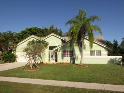 9625 Majestic Way, Boynton Beach, FL 33437 - MLS#: RX-10477650