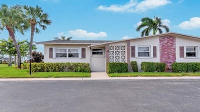 2564 Emory Drive E UNIT A, West Palm Beach, FL 33415 - MLS#: RX-10477717