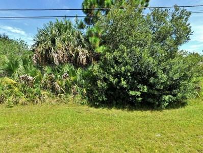 4479 SW Wabash Street, Port Saint Lucie, FL 34953 - MLS#: RX-10477729
