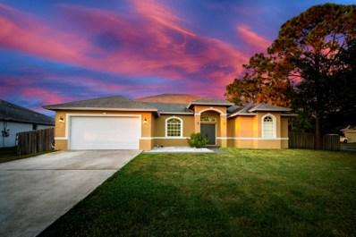 901 SW Versailles Avenue, Port Saint Lucie, FL 34953 - MLS#: RX-10477751