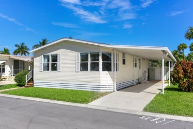 400 N A1a, UNIT #94, Jupiter, FL 33477 - MLS#: RX-10477776