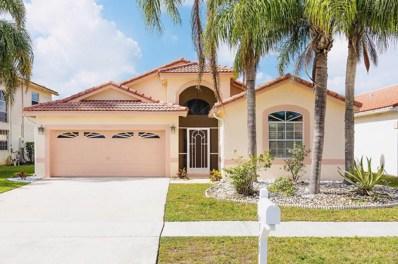 12351 Sand Wedge Drive, Boynton Beach, FL 33437 - MLS#: RX-10477784