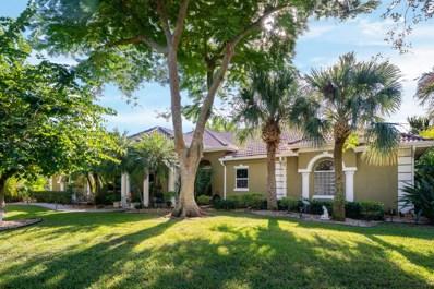 1321 SW Jasmine Trace, Palm City, FL 34990 - MLS#: RX-10477832
