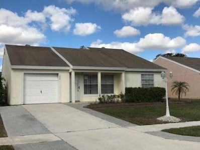7939 Blackwood Lane, Lake Worth, FL 33467 - MLS#: RX-10477842