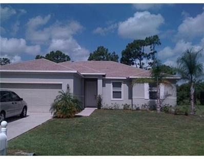 1550 SW Irving Street, Port Saint Lucie, FL 34983 - MLS#: RX-10477920