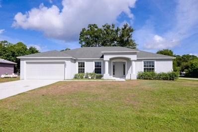 1201 SW Malaga Avenue, Port Saint Lucie, FL 34953 - MLS#: RX-10477937