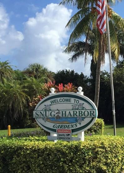 600 Snug Harbor Drive UNIT A7, Boynton Beach, FL 33435 - MLS#: RX-10477942