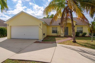 1932 SW Mcallister Lane, Port Saint Lucie, FL 34953 - MLS#: RX-10477956