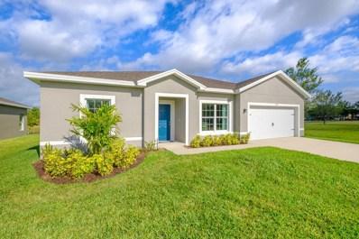 5279 Oakland Lake Circle, Fort Pierce, FL 34951 - MLS#: RX-10477991