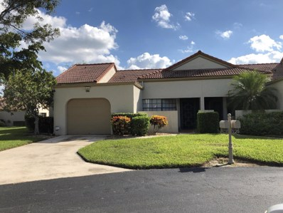 5890 Parkwalk Circle W, Boynton Beach, FL 33472 - MLS#: RX-10478029