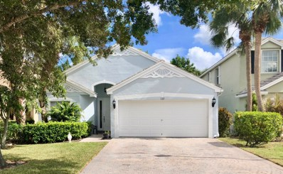 122 Canterbury Place, Royal Palm Beach, FL 33414 - MLS#: RX-10478030