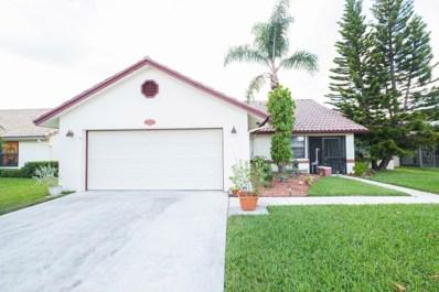 8462 Bonita Isle Drive, Lake Worth, FL 33467 - MLS#: RX-10478033