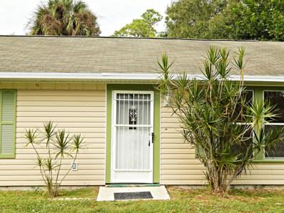 8406 Santa Clara Boulevard, Fort Pierce, FL 34951 - MLS#: RX-10478043