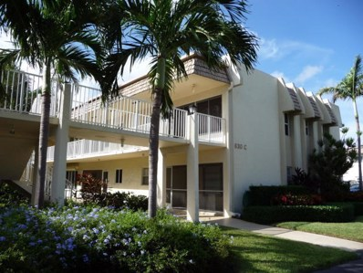 630 Snug Harbor Drive UNIT C11, Boynton Beach, FL 33435 - MLS#: RX-10478072
