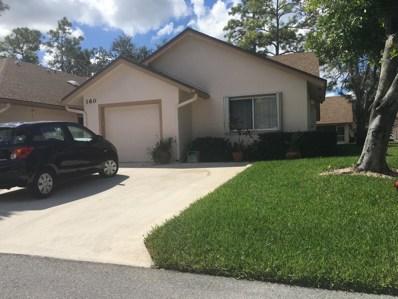 160 Par Drive, Royal Palm Beach, FL 33411 - MLS#: RX-10478114