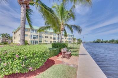 10 Colonial Club Drive UNIT 205, Boynton Beach, FL 33435 - MLS#: RX-10478157