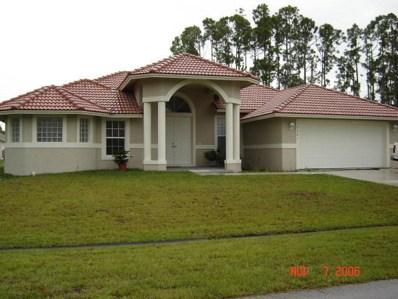 2381 SW Abalon Circle, Port Saint Lucie, FL 34953 - MLS#: RX-10478195