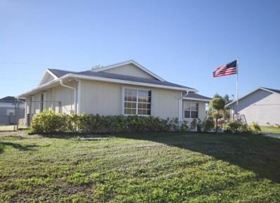 1672 SW Mcallister Lane, Port Saint Lucie, FL 34953 - MLS#: RX-10478197