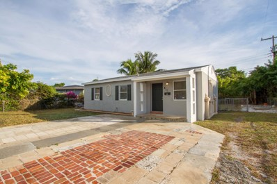 411 W 14th Street, Riviera Beach, FL 33404 - MLS#: RX-10478203
