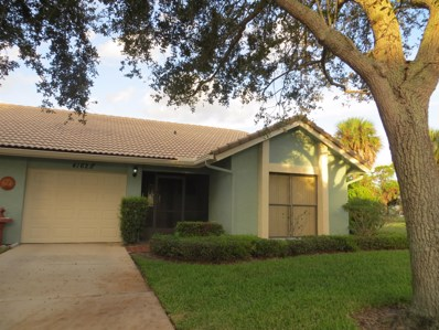 4162 Gator Trace Villas Circle UNIT B, Fort Pierce, FL 34982 - MLS#: RX-10478229