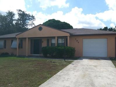794 SE Academy Lane, Port Saint Lucie, FL 34953 - MLS#: RX-10478241