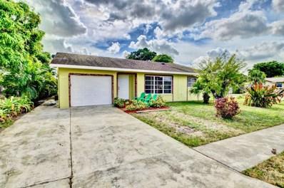 6396 Winding Brook Way, Delray Beach, FL 33484 - MLS#: RX-10478247