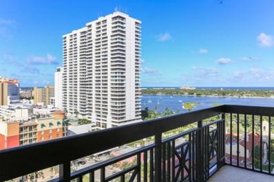 701 S Olive Avenue UNIT 1023, West Palm Beach, FL 33401 - MLS#: RX-10478290