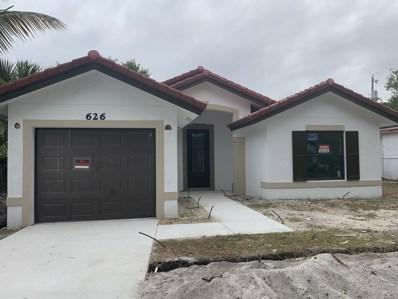 626 Macy Street, West Palm Beach, FL 33405 - MLS#: RX-10478391