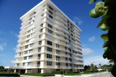 500 Ocean Drive UNIT W-5-D, Juno Beach, FL 33408 - MLS#: RX-10478416