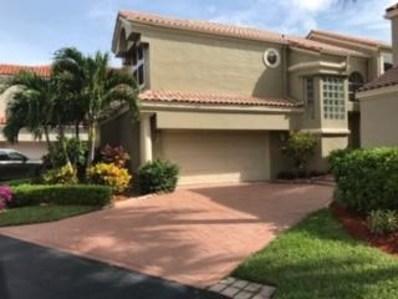 17666 Tiffany Trace Drive, Boca Raton, FL 33487 - MLS#: RX-10478443