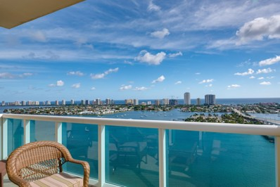 2640 Lake Shore Drive UNIT Ph2412, Riviera Beach, FL 33404 - MLS#: RX-10478448