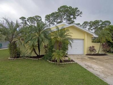 8303 Fort Walton Avenue, Fort Pierce, FL 34951 - #: RX-10478455