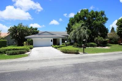 4989 Pineview Cir Circle, Delray Beach, FL 33445 - MLS#: RX-10478460