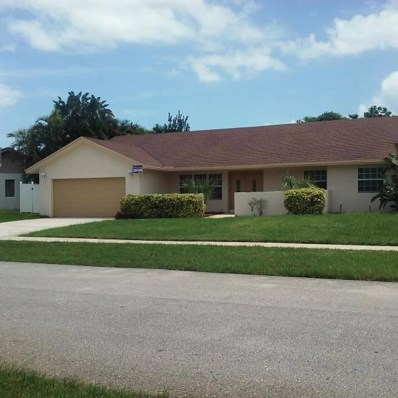 4868 Fox Hunt Trail, Boca Raton, FL 33487 - MLS#: RX-10478464
