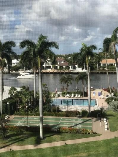 3224 S Ocean Boulevard UNIT 511-B, Highland Beach, FL 33487 - MLS#: RX-10478655