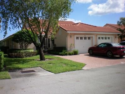 7820 Majestic Palm Drive, Boynton Beach, FL 33437 - MLS#: RX-10478673