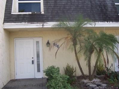 606 SW 1st Street UNIT 606, Boynton Beach, FL 33435 - MLS#: RX-10478689